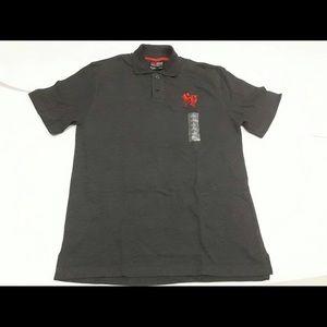 Collared half sleeve South Pole shirt